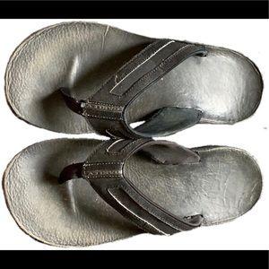 Oakley Men's Flip Flops 9 Black